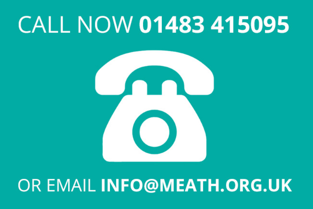 Call the Meath Now