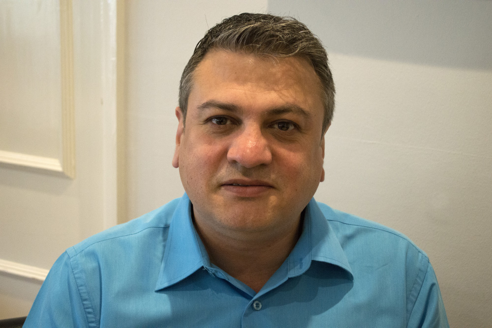 Peter Esterhuizen - Registered Manager