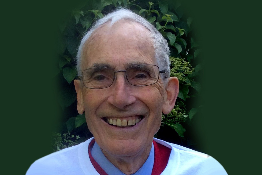 Dr Colin Stokes MBE