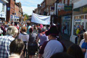 Carnival-Procession
