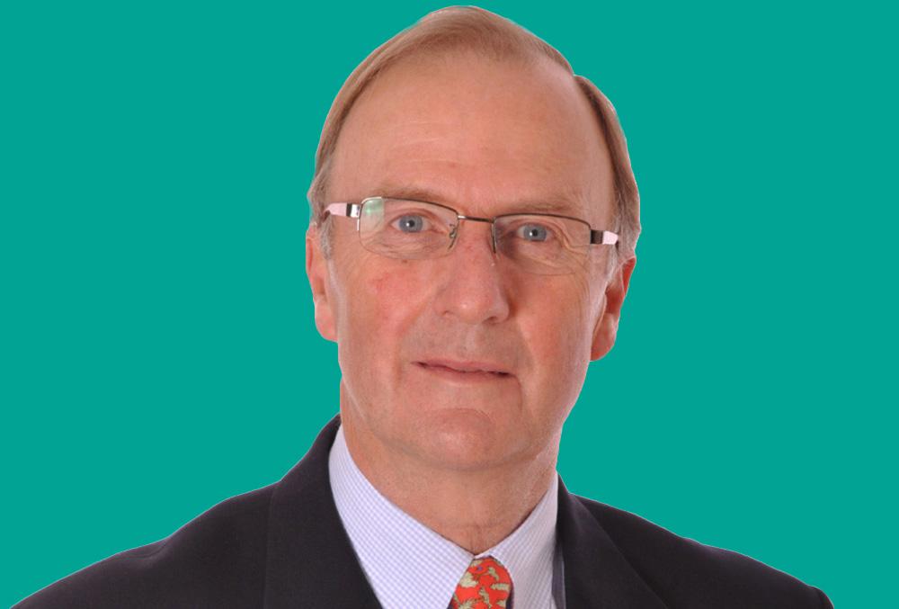 Mark Dumas – Chair of Trustees