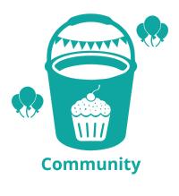 community fundraising
