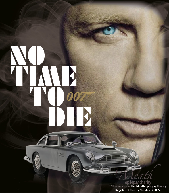 No Time to Die Meath Poster V.2 (cropped)