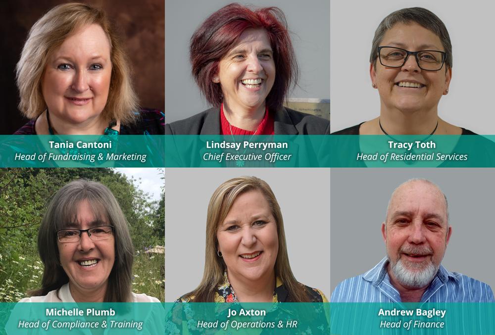 Meet the team - The Meath Senior leadership